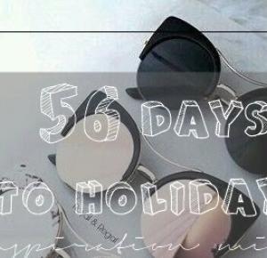 DolcziiBlog: 56 DAYS TO HOLIDAYS // Inspiration mix #4
