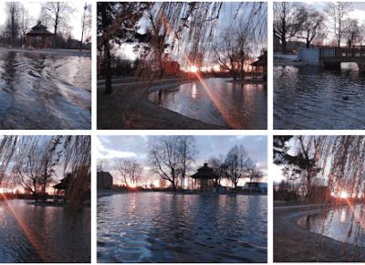 Dollka Blog: Spacer po parku i fail z lustrzanką