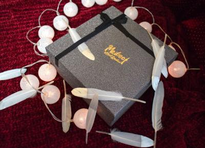 Dollka Blog: Srebrna paczka od Mediect