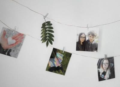 Dollka Blog: DIY: Ozdoba na ścianę