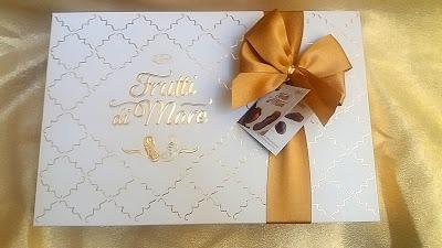Testowanie produktów i nie tylko : Pomysł na słodki prezent czyli Frutti di mare od Vobro w wersji prezentowej