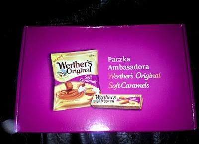 Testowanie produktów i nie tylko : [Rekomenduj.to] Słodka paczka Cukierków Werther's original soft caramels