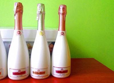 Testowanie produktów i nie tylko : [Streetcom] Monte Santi Ice i Monte Santi Ice rose - recenzja białego i różowego wina