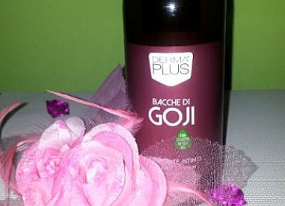 [Ambasadorka kosmetyczna] Płyn do higieny intymnej z ekstraktem jagody goji Derma Plus