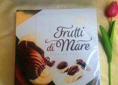 Testowanie produktów i nie tylko : Praliny Frutti di Mare od Vobro
