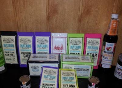 Recenzje produktów marki Natjun