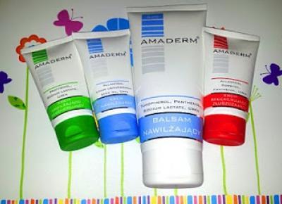 Sukces jest kobietą: Seria kosmetyków Amaderm