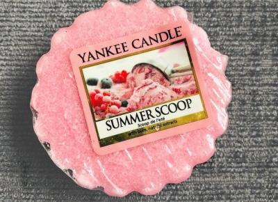 Summer Scoop, Yankee Candle