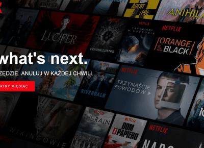 Wszystko o popularnej Platformie Netflix