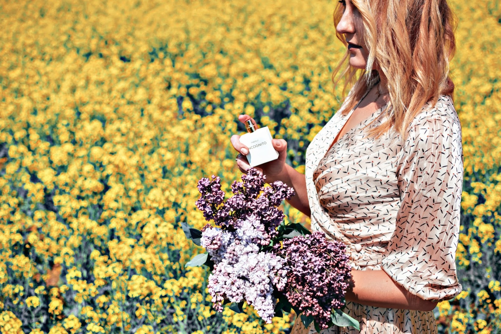 Tajemnica zapachu Incognito dla niej - Faberlic