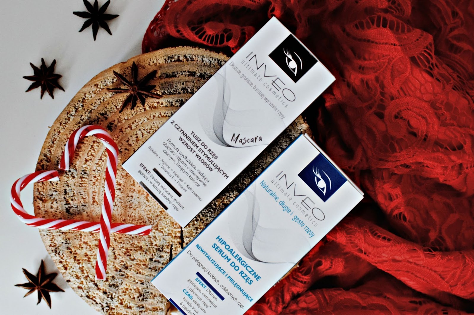 Prezent świąteczny dla niej: profesjonalne kosmetyki INVEO
