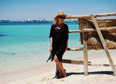 Snoorkowanie, delfiny, drapieżne ryby i lazurowe morze, czyli co podobało mi się Egipcie