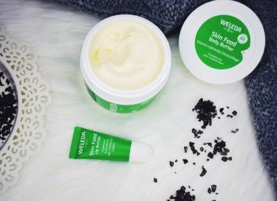 Weleda Skin Food pielęgnacja suchej skóry