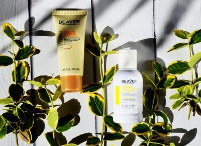 Zestaw do pielęgnacji suchych włosów - BEAVER