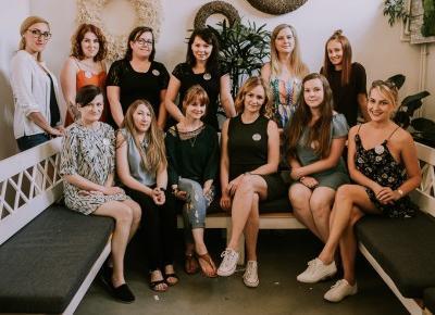 Pierwsze spotkanie blogerek w Stalowej Woli