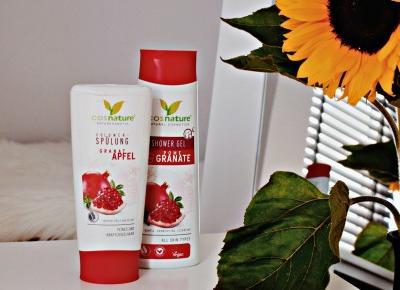 Naturalne kosmetyki z owocem granatu – Cosnature