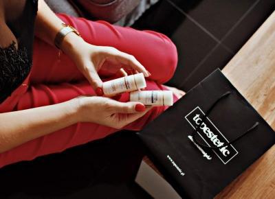 Szampon dotleniający i suchy olejek do ciała marki Biologique Recherche