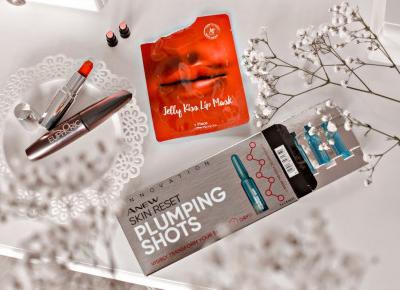 Przegląd kosmetyków z katalogu Avon