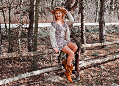 Mój wiosenny look w stylu country