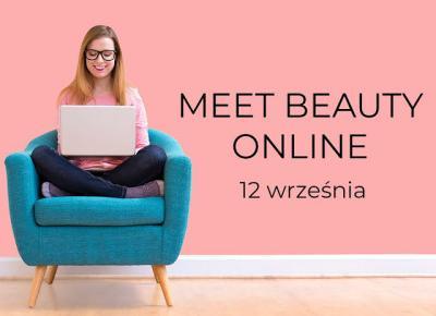 V edycja Meet Beauty Online – Wrzesień 2020