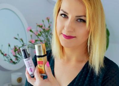 Makijaż kosmetykami Revers, Bielenda i Sephora