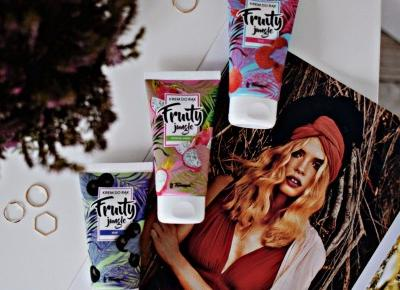 Fruity Jungle, owocowe kremy do rąk Farmapol