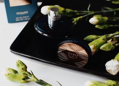 Woda perfumowana Amber Elixir Crystal – ORIFLAME