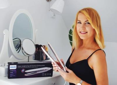 Prostownica Philips Haircare MOISTURE PROTECT – moja opinia