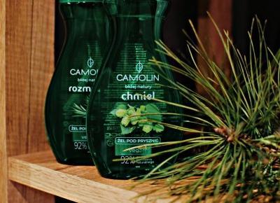 Wegańskie kosmetyki do mycia CAMOLIN