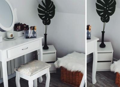 Dyed Blonde: Jak zorganizować miejsce dla kosmetyków?