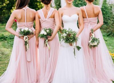 Dyed Blonde | Kobiecy blog kosmetyczny z elementami mody, urody i podróży: Przegląd sukienek dla druhen