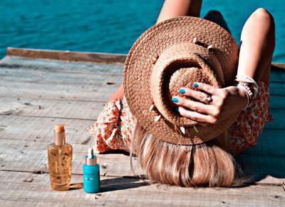 Dyed Blonde | Kobiecy blog kosmetyczny z elementami mody, urody i podróży: Zamówiłam kosmetyki do pielęgnacji włosów Kérastase | Notino.pl. Jak się sprawdziły?
