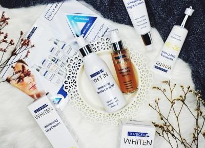 Noveclear WHITEN - pielęgnacja skóry z przebarwieniami
