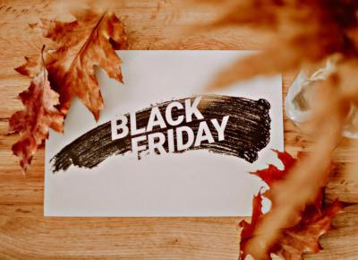 Co chciałbym kupić w czarny piątek, czyli Black Friday na stronie Notino.pl