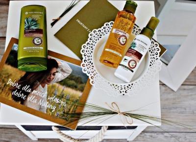 Nowa linia kosmetyków z fruktanami agawy do pielęgnacji włosów – YVES ROCHER