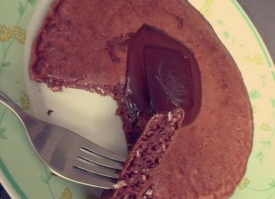Dziesiatka: Szybkie i proste śniadanie - placek kakaowo-kokosowy