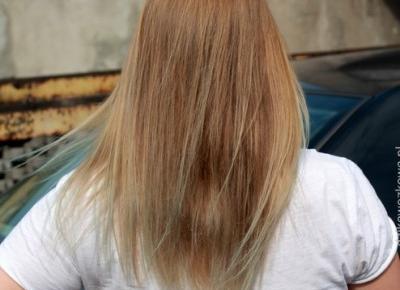 Dzika Wózkowa - o urodzie bez ściemy: Włosowy Naked Challenge - jak wyglądają moje włosy bez ulepszaczy?