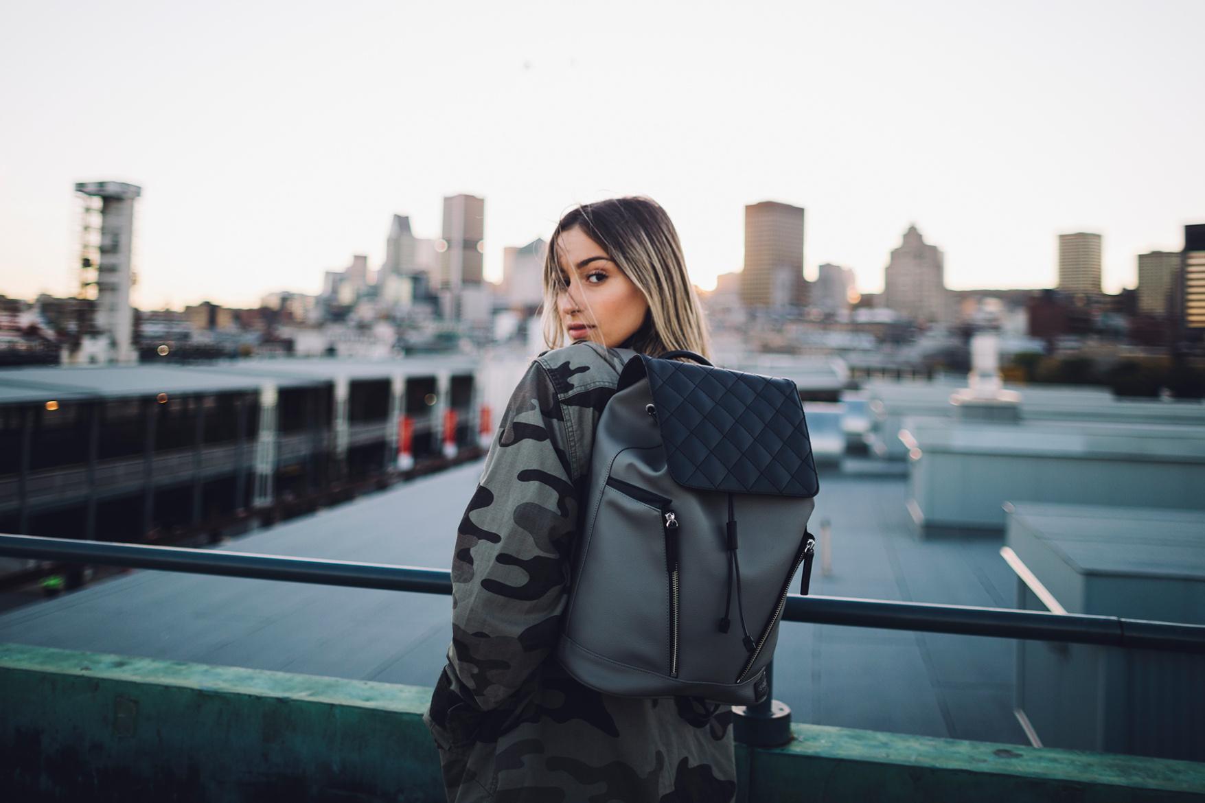 Kolekcja plecaków VENQUE, które powinna mieć każda kobieta! (Zima 2016)