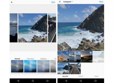 Czy Instagram wprowadzi możliwość publikowania kilku fotografii za jednym razem?