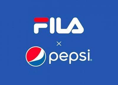 Zobacz najnowszą kolekcję Pepsi x FILA!