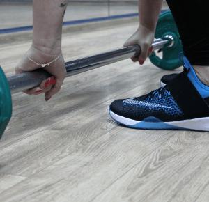 Damskie buty na trening Nike Air Zoom Strong recenzja opinia