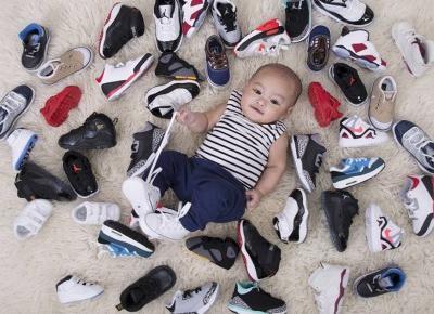 Nike Kids - zobacz najnowsze propozycje dla najmłodszych!
