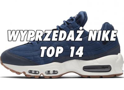 14 najlepszych pozycji na wyprzedaży Nike