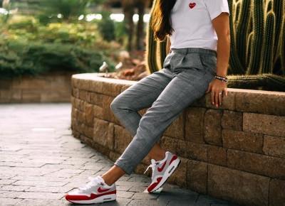 Jak nosić spodnie w kratkę? Oto kilka inspiracji!