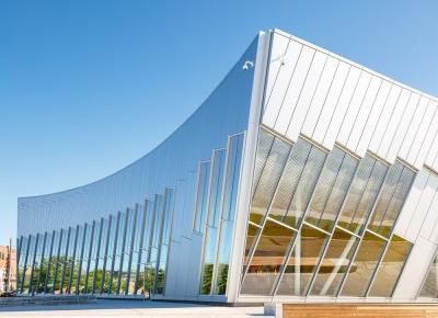Biblioteka w Kanadzie na miarę21 wieku!