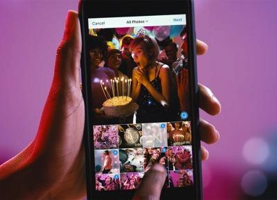 Wiele zdjęć w jednym poście - spora zmiana na Instagramie!