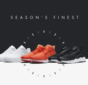 Nike daje 20% rabatu na kolekcję Season's Finest