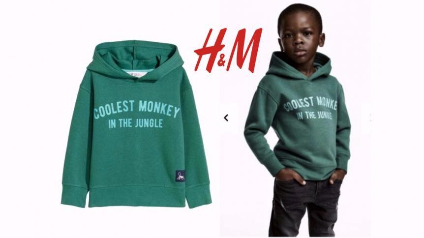 H&M promuje rasizm? Wśród internautów aż zawrzało!