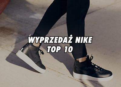 10 najlepszych damskich butów na wyprzedaży Nike! +Kod rabatowy