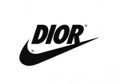 Nike x Dior - czyżby szykowała się kolaboracja roku?